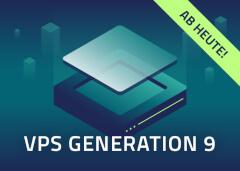 VPS G9 von Netcup